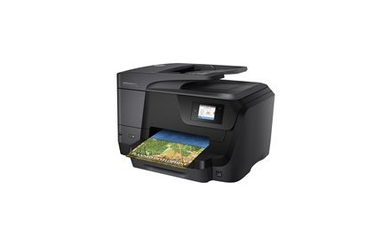 HP Officejet Pro 8710 All-in-One - Impresora multifunci�n - color