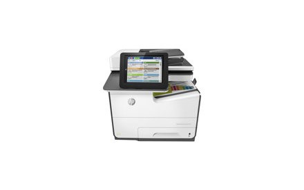 HP PageWide Enterprise Color MFP 586dn - Impresora multifunción - color