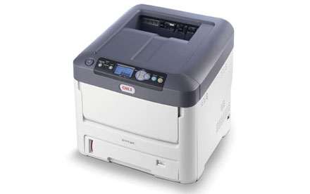 OKI - Impresora digital a color C711WT