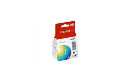 Canon CL-31 - Color (cian, magenta, amarillo) - original cartucho de tinta