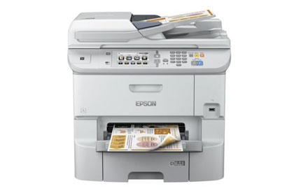 Epson WorkForce Pro WF-6590DWF | Impresora Multifunción Color
