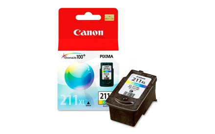 Canon - Cartucho de tinta - CL-211XL color