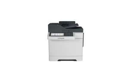 Lexmark CX510dhe - Impresora multifunci�n - color