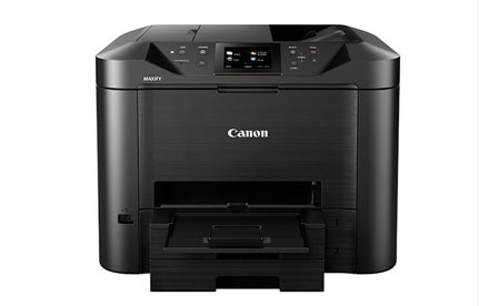 Canon MB5410 - Multifunction impresora - Copier / Scanner / Printer / Fax -  MB5410