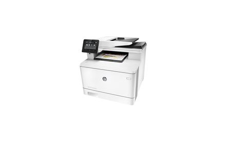 HP Color LaserJet Pro MFP M477fdw - Impresora multifunción - color