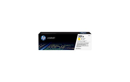 HP 201A - Amarillo - original cartucho de toner